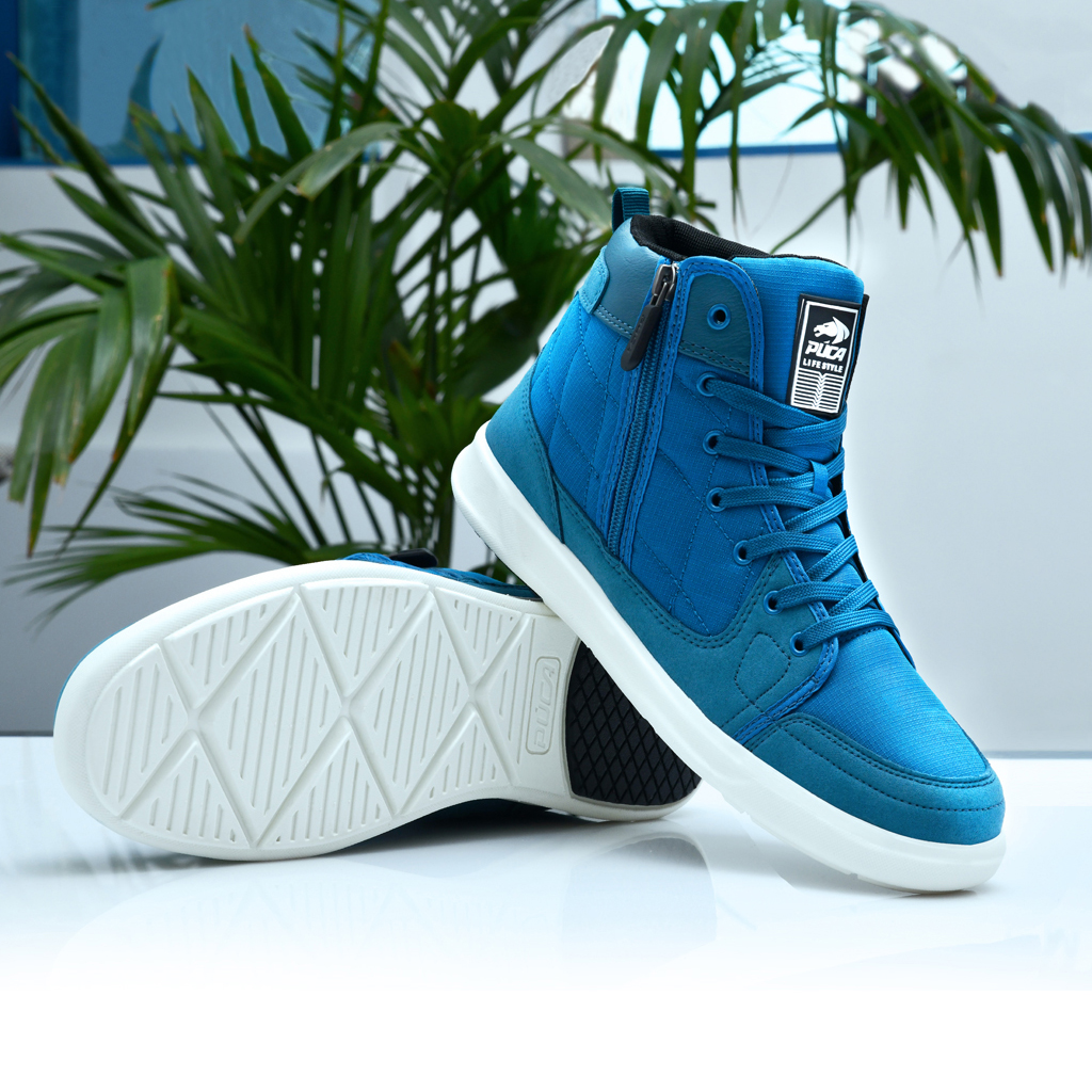 PUCA Mens High-ankle Boot Shoes